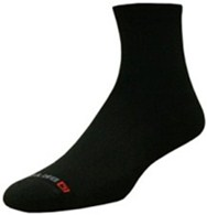 Drymax Cycle Road 1/4 Crew D3001-D3002 Socks