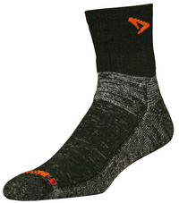 Drymax Maximum Protection Trail Running 1/4 Crew Socks